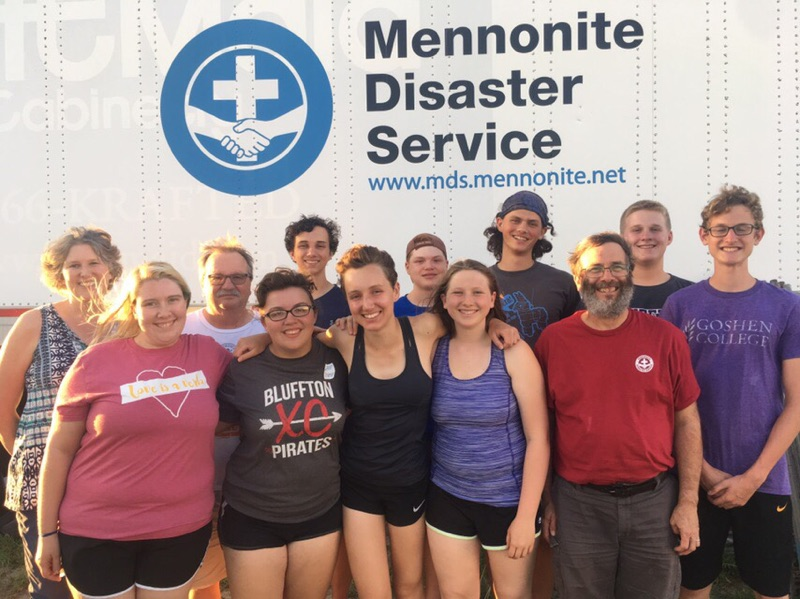 First Mennonite Church Service To Others